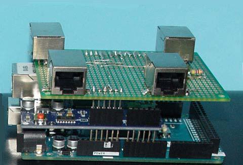 Circuit imprimé client